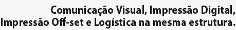 Comunicação Visual e Impressão Digital - Grafstock